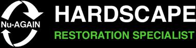 Nu Again Hardscape Restoration, Logo
